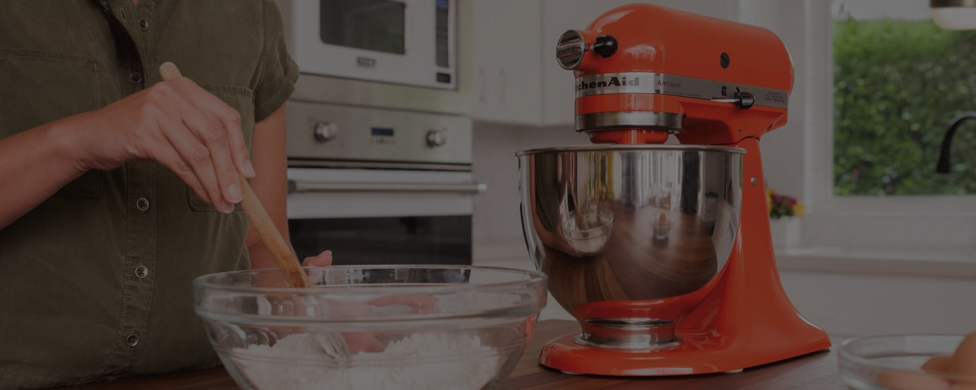 aumento do volume de vendas kitchenaid