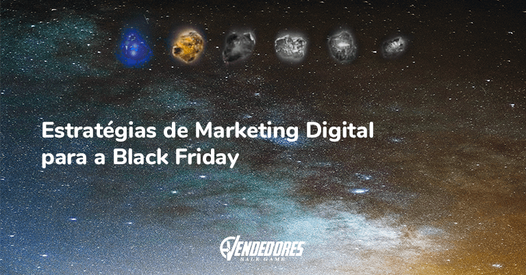 Estratégias de Marketing Digital para a Black Friday