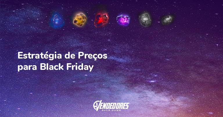 Estratégia de Preços para Black Friday